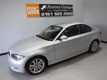 2008 BMW 1 SERIES 2.0 120D SE 2d 175 BHP £5245.00
