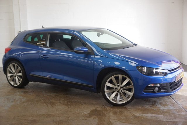 2012 61 VOLKSWAGEN SCIROCCO 2.0 GT TDI MANUAL 2d  170 BHP RESERVED FOR RYAN FROM ROTHERHAM