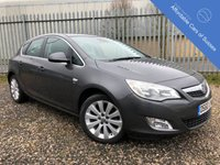 USED 2010 60 VAUXHALL ASTRA 1.6 SE 5d 113 BHP Lovely Example in SE Specification