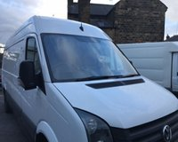 USED 2015 65 VOLKSWAGEN CRAFTER 2.0 CR35 TDI H/R P/V 1d 161 BHP