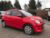 USED 2015 65 CITROEN C1 1.0 FEEL 5d WITH TOUCHSCREEN MEDIA, LED DAYTIME RUNNING LIGHTS NO DEPOSIT PCP/ECP/HP FINANCE ARRANGED, APPLY HERE NOW