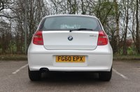 USED 2010 60 BMW 1 SERIES 2.0 118D SPORT 5d 141 BHP DEMO  + ONE PRIVATE OWNER