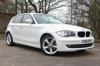 2010 BMW 1 SERIES 2.0 118D SPORT 5d 141 BHP £6450.00