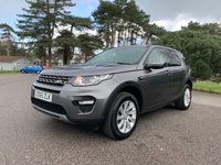 USED 2015 65 LAND ROVER DISCOVERY SPORT 2.0 TD4 SE TECH 5d AUTO 180 BHP 7 SEATS 7 SEAT AUTOMATIC TECH PACK 2 OWNERS FSH