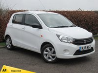 USED 2016 16 SUZUKI CELERIO 1.0 SZ3 5d ONE OWNER FROM NEW * LOW MILEAGE * FULL MAIN DEALER SERVICE HISTORY * BLUETOOTH