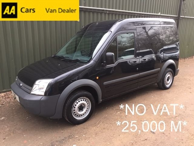 7fa699f620 USED 2009 09 FORD TRANSIT CONNECT 1.8 TDCi 90 BHP LWB H Roof  25