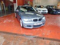 2010 BMW 1 SERIES 2.0 118D M SPORT 2d 141 BHP £5995.00