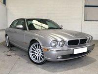 2004 JAGUAR XJ 3.6 V8 SPORT 4d 262 BHP £3990.00