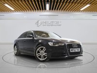 USED 2012 62 AUDI A6 2.0 TDI S LINE 4d AUTO 175 BHP + 1 OWNER FROM NEW +  Well-Looked After By Only 1 Owner From New With Full Main Dealer Audi Service History - 0% DEPOSIT FINANCE AVAILABLE