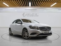 USED 2015 15 MERCEDES-BENZ A CLASS 1.5 A180 CDI BLUEEFFICIENCY SPORT 5d AUTO 109 BHP - EURO 6 + 1 OWNER +  Well-Looked After By 1 Owner With Service History - 0% DEPOSIT FINANCE AVAILABLE