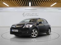 "USED 2011 61 TOYOTA AURIS 1.8 T SPIRIT 5d AUTO 99 BHP **NO ULEZ CHARGE ON THIS VEHICLE** HYBRID | 17"" ALLOYS 