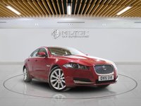 USED 2015 15 JAGUAR XF 2.2 D PORTFOLIO 4d AUTO 200 BHP Well-Looked After By Only 1 Owner With Jaguar Service History - 0% DEPOSIT FINANCE AVAILABLE