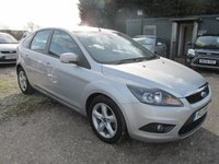 USED 2011 11 FORD FOCUS 1.6 ZETEC 5d 100 BHP ALLOYS CD AIRCON