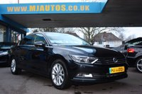 2016 VOLKSWAGEN PASSAT 1.6 SE BUSINESS TDI BLUEMOTION TECH DSG 4dr AUTO 119 BHP £10995.00