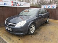 USED 2008 08 VAUXHALL VECTRA 1.9 EXCLUSIV CDTI 8V 5d 120 BHP FINANCE AVAILABLE FROM £23 PER WEEK OVER TWO YEARS - SEE FINANCE LINK FOR DETAILS