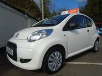 USED 2011 61 CITROEN C1 1.0 VTR 3d 68 BHP GUARANTEED TO BEAT ANY 'WE BUY ANY CAR' VALUATION ON YOUR PART EXCHANGE