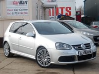 USED 2006 M VOLKSWAGEN GOLF 3.2 R32 DSG 5d AUTO 250 BHP 2 OWNERS | SERVICE HISTORY