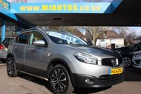 2012 NISSAN QASHQAI 1.6 N-TEC PLUS IS DCIS/S 5dr 130 BHP £7995.00
