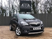 USED 2015 15 VAUXHALL MOKKA 1.6 EXCLUSIV S/S 5dr 1 Year Parts & Labour Warranty