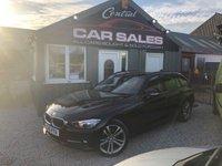 2015 BMW 3 SERIES 2.0 318D SPORT TOURING 5d 141 BHP £9995.00