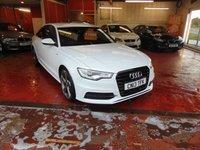 2013 AUDI A6 2.0 TDI S LINE 4d AUTO 175 BHP £13995.00