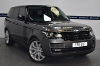 USED 2013 63 LAND ROVER RANGE ROVER 4.4 SDV8 VOGUE 5d AUTO 340 BHP (FULL SERVICE HISTORY)