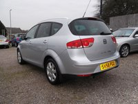 USED 2008 58 SEAT ALTEA XL 1.9 STYLANCE TDI 5d 103 BHP 11 SERVICE STAMPS, ONLY 52K!