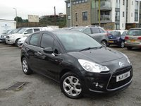 2011 CITROEN C3 1.6 EXCLUSIVE 5d 120 BHP £SOLD