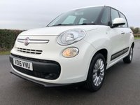 2015 FIAT 500L 1.2 MULTIJET POP STAR DUALOGIC 5d AUTO 85 BHP £6695.00