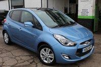 2012 HYUNDAI IX20 1.4 STYLE 5d 89 BHP £6250.00