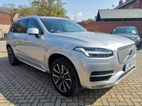 USED 2016 16 VOLVO XC90 2.0 D5 INSCRIPTION AWD 5d AUTO 222 BHP