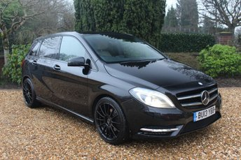 2013 MERCEDES-BENZ B-CLASS 1.8 B200 CDI BLUEEFFICIENCY SPORT 5d 136 BHP £8494.00