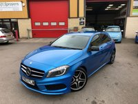 2012 MERCEDES-BENZ A-CLASS 1.8 A200 CDI BLUEEFFICIENCY AMG SPORT 5d 136 BHP £10967.00