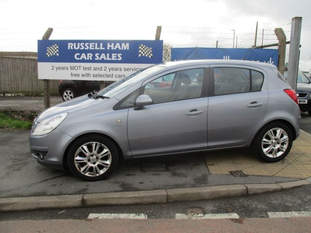 2010 Vauxhall Corsa SE £3,495