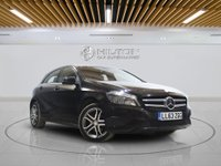 USED 2014 63 MERCEDES-BENZ A CLASS 1.5 A180 CDI BLUEEFFICIENCY SPORT 5d 109 BHP Well-Looked After By Only 1 Owner With Full Main Dealer Mercedes Service History - 0% DEPOSIT FINANCE AVAILABLE