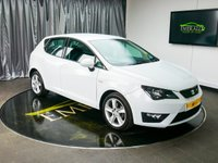 USED 2013 63 SEAT IBIZA 1.2 TSI FR 5d 104 BHP £0 DEPOSIT FINANCE AVAILABLE, AIR CONDITIONING, AUX INPUT, CD/MP3/RADIO, CLIMATE CONTROL, CRUISE CONTROL, LED TAIL LIGHTS, STEERING WHEEL CONTROLS, TRIP COMPUTER