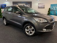 USED 2013 FORD KUGA 2.0 ZETEC TDCI 5d 138 BHP F/S/H, LOW MILEAGE, IMMACULATE