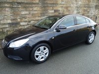 USED 2011 11 VAUXHALL INSIGNIA 1.8 EXCLUSIV 5d 138 BHP