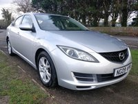 USED 2009 09 MAZDA 6 2.2 D TS 5d 163 BHP [SOUTHWICK SITE]