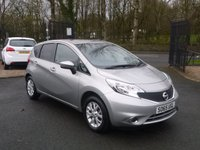 USED 2016 65 NISSAN NOTE 1.2 ACENTA 5d 80 BHP