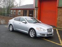 2010 JAGUAR XF 3.0 LUXURY V6 4d AUTO 238 BHP £7950.00