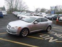 USED 2010 JAGUAR XF 3.0 LUXURY V6 4d AUTO 238 BHP