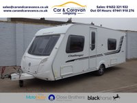 USED 2010 SWIFT CHALLENGER 570