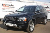USED 2012 62 VOLVO XC90 2.4 D5 SE Geartronic AWD 5dr 7 SEATER+LEATHER+PRIVACY GLASS
