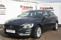 2014 VOLVO S60 2.0 D3 SE Lux Geartronic 4dr £8990.00