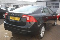 USED 2014 14 VOLVO S60 2.0 D3 SE Lux Geartronic 4dr 2 OWNERS+BIG SPEC+SERVICE HIST