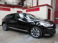 2014 CITROEN DS5 2.0 HDi DStyle 5dr £8000.00