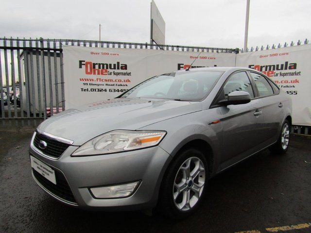 USED 2010 10 FORD MONDEO 1.8 TDCi Zetec 5dr 1 YR MOT+HISTORY+BEST VALUE!!!