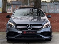 USED 2017 67 MERCEDES-BENZ A-CLASS 2.0 A45 AMG Speedshift DCT 4MATIC (s/s) 5dr DEPOSIT NOW TAKEN!!!
