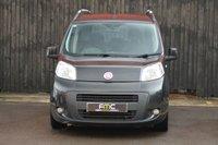 USED 2011 11 FIAT QUBO 1.2 MULTIJET DYNAMIC 5d 75 BHP Service History